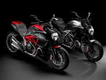 A pair of stunning 2014 Diavel's