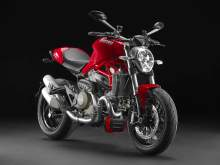 Ducati's 2014 Monster 1200, ride one now.