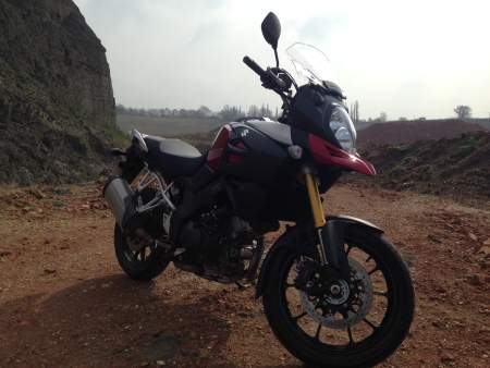 Suzuki Vstrom - ride one, you might like it