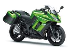 Z1000SX updated for 2014