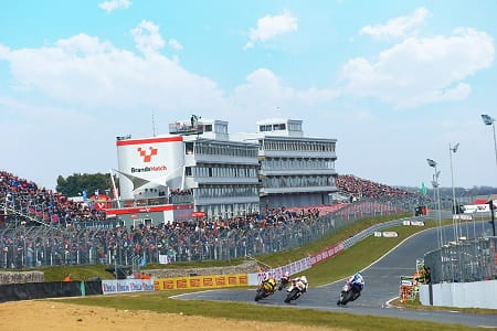 British Superbikes will kick off at Brands this weekend