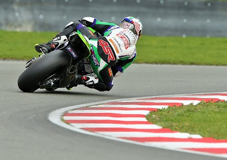 Ellison has been getting used to the Kawasaki