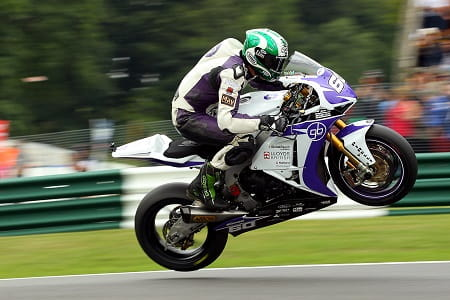 Hickman will not be riding at Brands Hatch