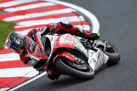 Brookes is closing in on the lap record