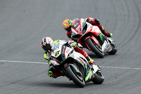 Brookes chased down Shakey in Race 2