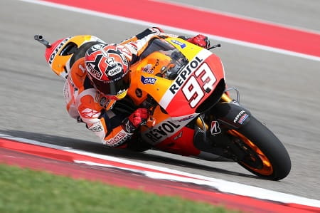 Marquez has won both races so far this season