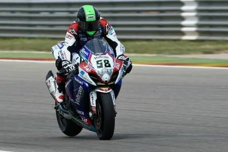 Laverty will be looking for his second win of the season