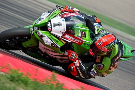 Sykes leads the championship ahead of Assen