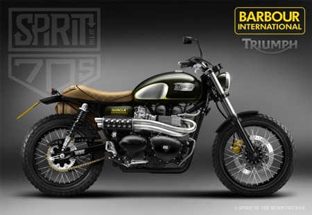 Don't miss this awesome Triumph Scrambler