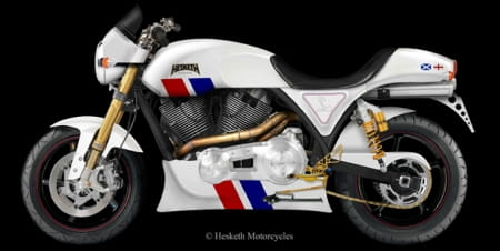 Hesketh '24' - beefy