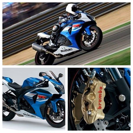 Suzuki's GSX-R1000 is still one of our favourite sports bikes, even if it lacks traction control n 2014.