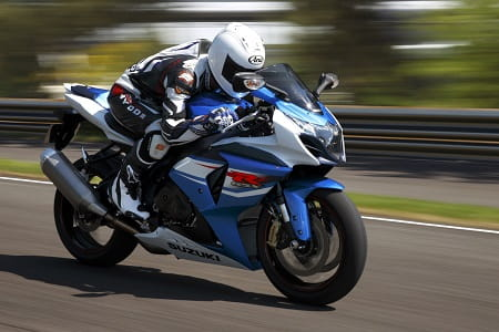 Suzuki's GSX-R1000 is still a storming bike, and it's cheaper than most of its rivals.