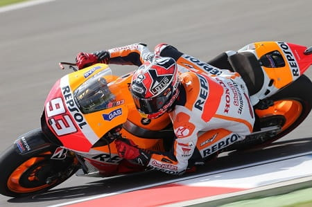 Marquez has dominated MotoGP so far this season