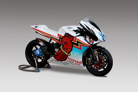 The 2014 Mugen Shinden