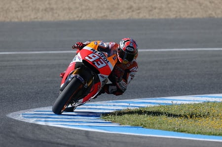 Four out of four for Marquez