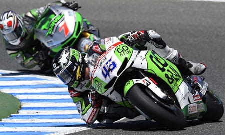 Scott Redding, Jerez, Spain