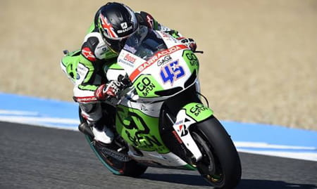 Scott Redding, Jerez test, Spain