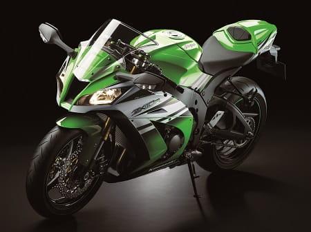 Top Gun bike turns 30; Kawasaki celete