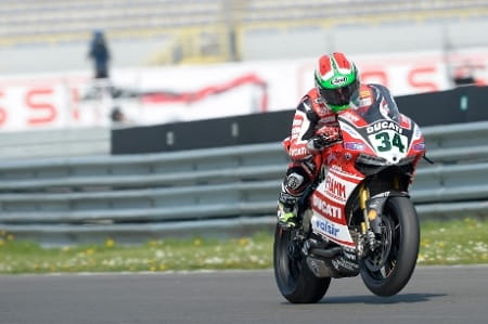 Can Giugliano take the Ducati to the top at home?