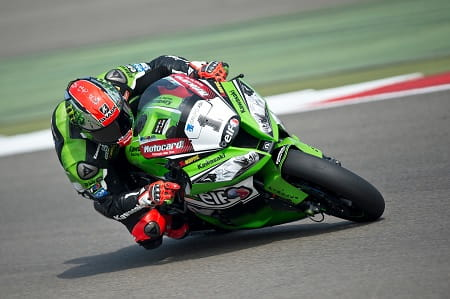 Sykes leads the championship ahead of Imola