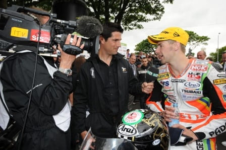 Isle of Man TT TV Coverage and Schedule 2014