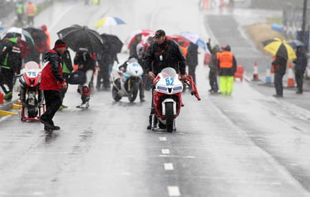 NW200 2013 was a wash out!