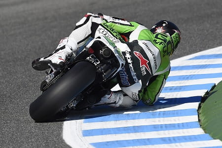 Scott Redding has complained about a lack of power