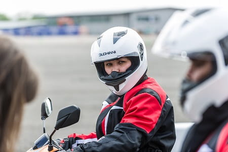 Honda set to open fourty rider training schools this year.