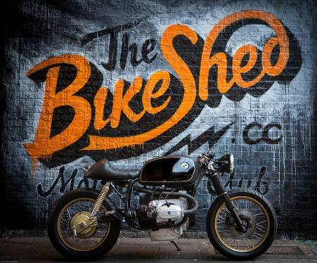 Bike Shed Event III; go, it'll do you some good
