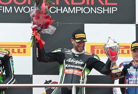 Sykes took double victory at Donington