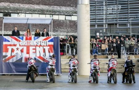 The Bolddog FMX Team on Britain's Got Talent
