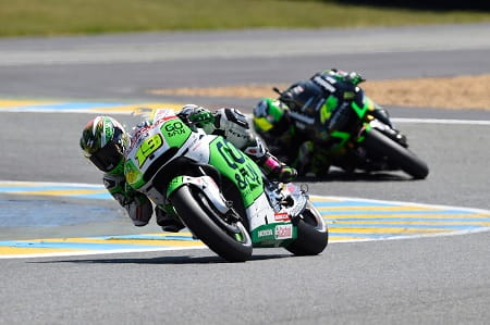 Bautista took a podium in Le Mans