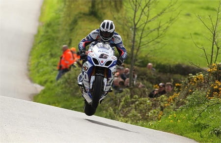 William Dunlop could be strong this year