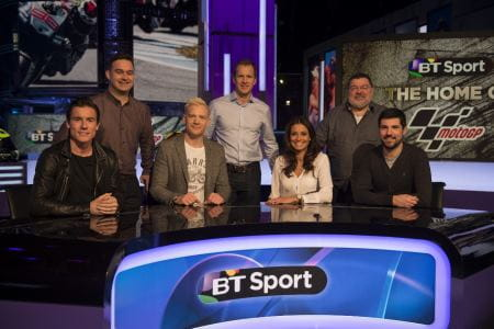 Sykes has been dropped from BT Sport's coverage