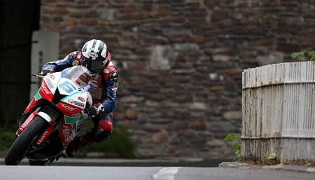 Dunlop took his third TT win of the week