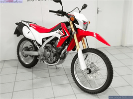 Honda's CRF250L. This one is for sale at Bennetts Free Classifieds.