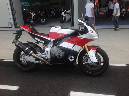 Bike Social will test the BB3 this afternoon