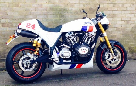 After 30 years, meet the Hesketh 24