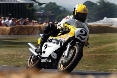 King Kenny returns for this third year at Goodwood