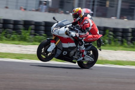 The Bimota BB3 is fast. It should be as it's powered by the finest sports bike engine ever made, but maybe that's not enough.