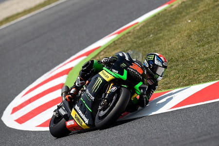 Smith impressed in testing after a tough race