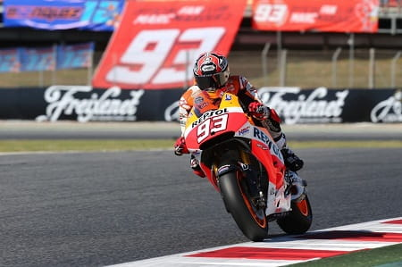Marquez says his win streak can't go on forever