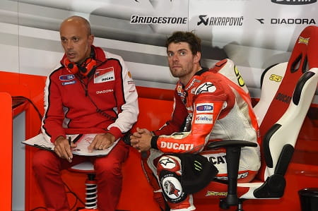 Crutchlow is the subject of much speculation