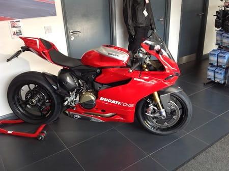 Ducati Monster 1200s Test Report 2600 Miles In