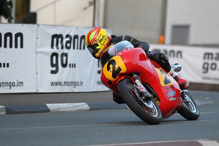 Cameron Donald will be back at this year's Classic TT