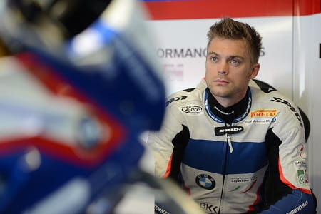 Camier deputised for Sylvain Barrier at BMW earlier this year