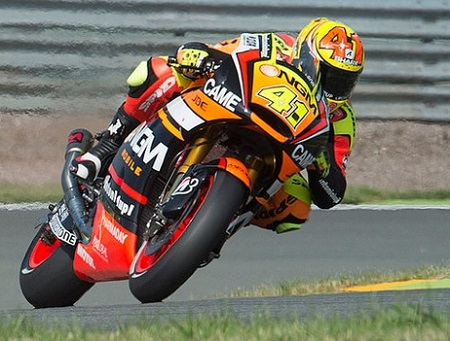 Espargaro looks set to move to Suzuki