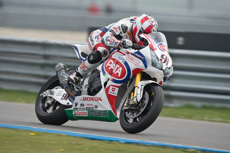 Haslam has had a tough two years with PATA Honda