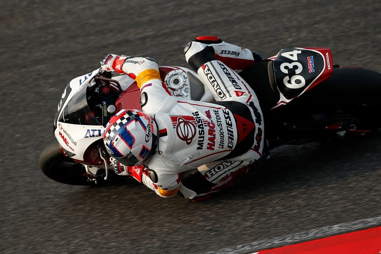 Haslam won Suzuka for the second time last weekend