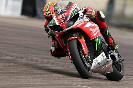 Brookes is back on top at Thruxton
